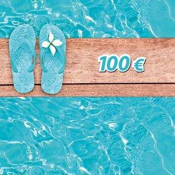 Wertgutschein 100 €