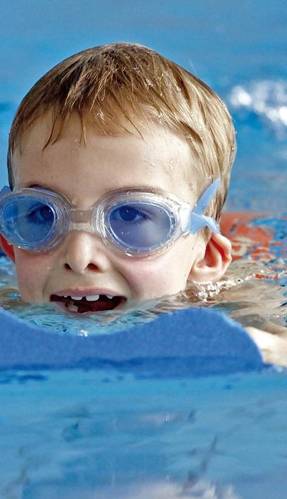 Kleinkindschwimmen 19. bis 23. Lebensmonat