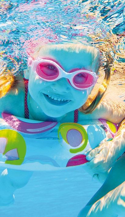 Ferienschwimmkurs 7 bis 10 Jahre
